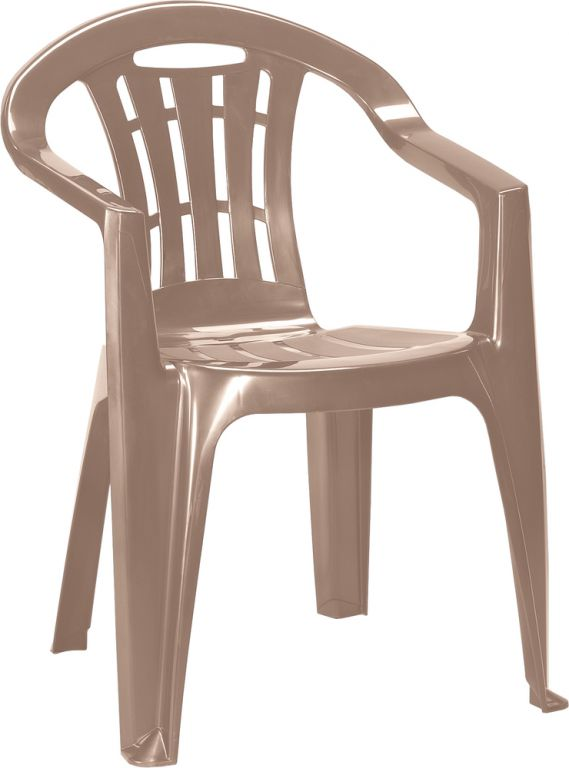 Zahradní židle MALLORCA – cappuchino