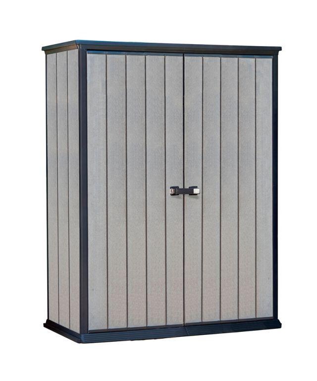 Venkovní úložná skříň STORE – 182 x 140 x 77 cm