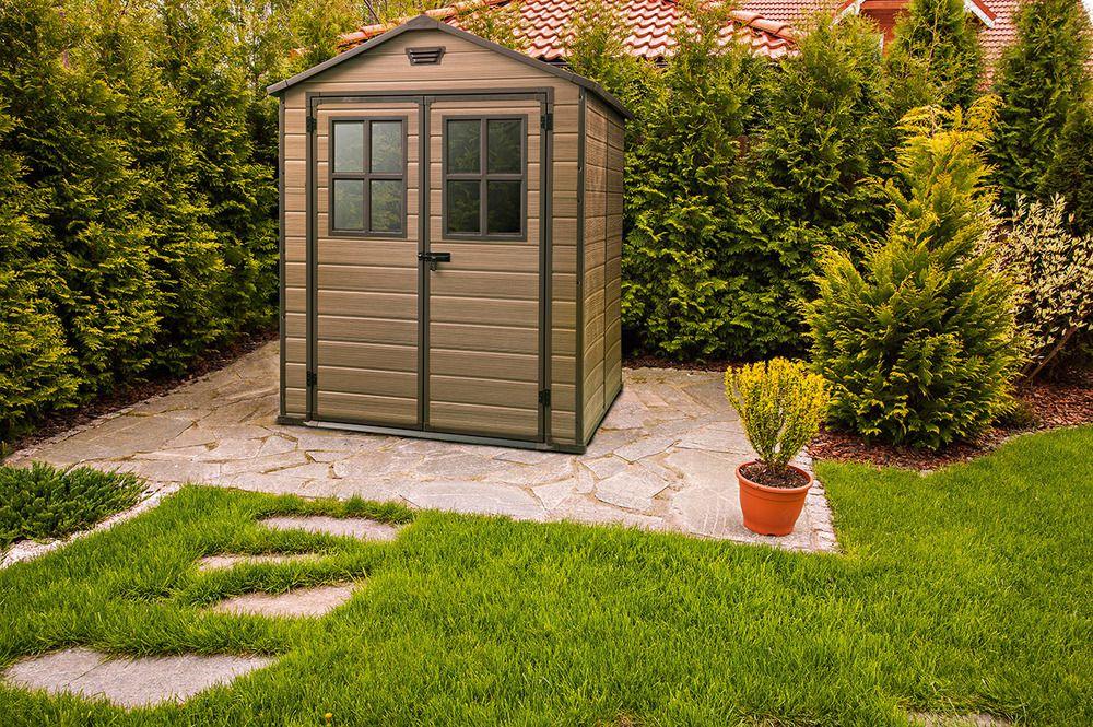 Zahradní domek SCALA 227 x 185 x 236 cm