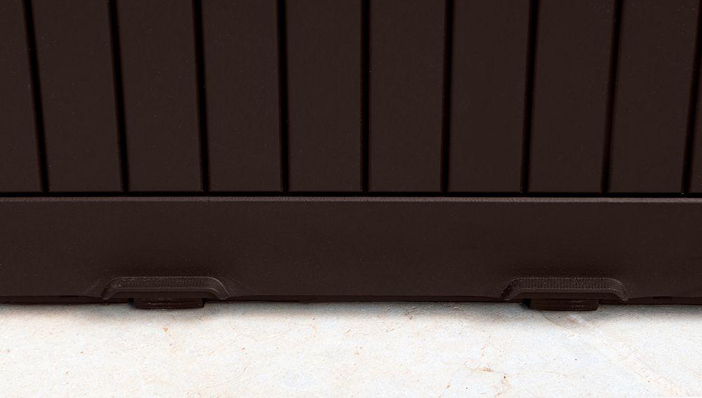 Zahradní úložný box COMFY 58 x 117 x 45 cm