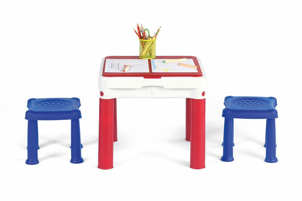 Universální dětský hrací stoleček CONSTRUCTABLE
