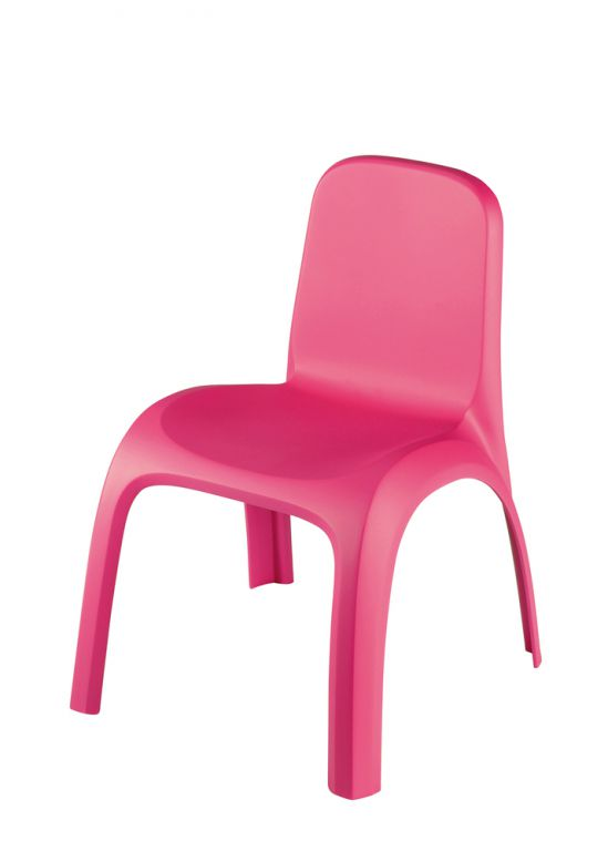 KETER KIDS CHAIR dětská židlička růžová