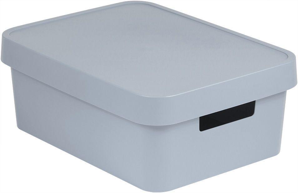 CURVER Úložný box INFINITY 11L - šedý R41557