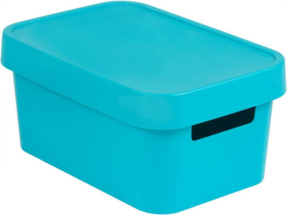 Úložný box INFINITY 4,5L – modrý