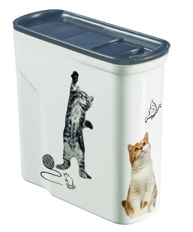 CURVER kočka 41583 Kontejner na granule - 2L