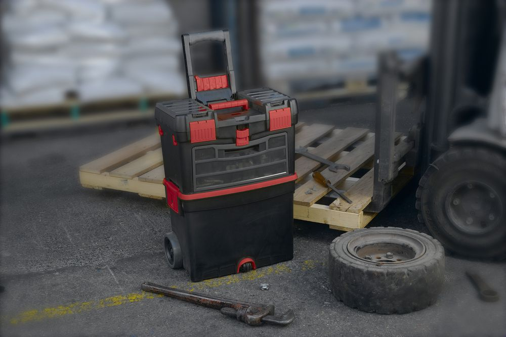 Kufr na nářadí MASTERCART