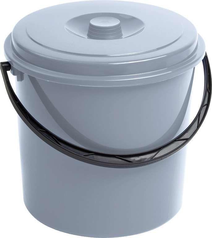 Curver kbelík s víkem granit 10 l
