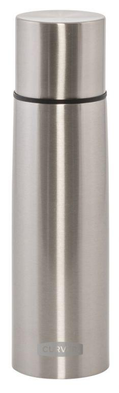 CURVER Termoska NEREZ 0,5L - stříbrná