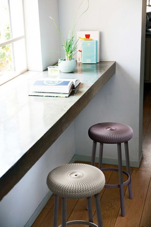 Stolička COZY BAR stool - písková