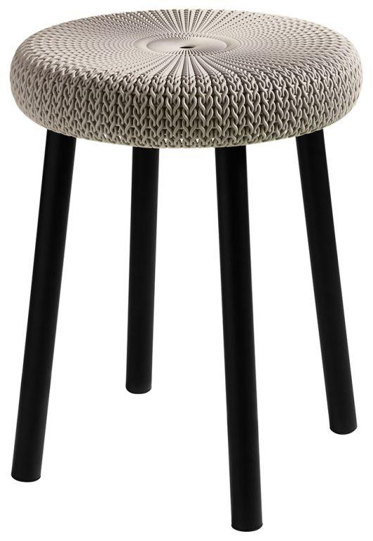 Stolička COZY stool - písková