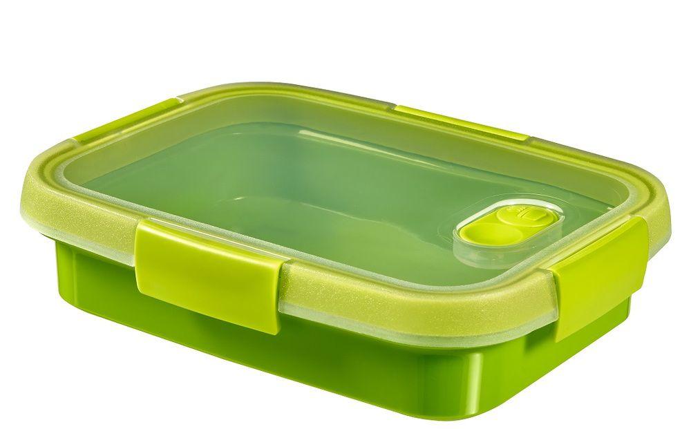 Dóza na potraviny SMART - 0,7L - zelená