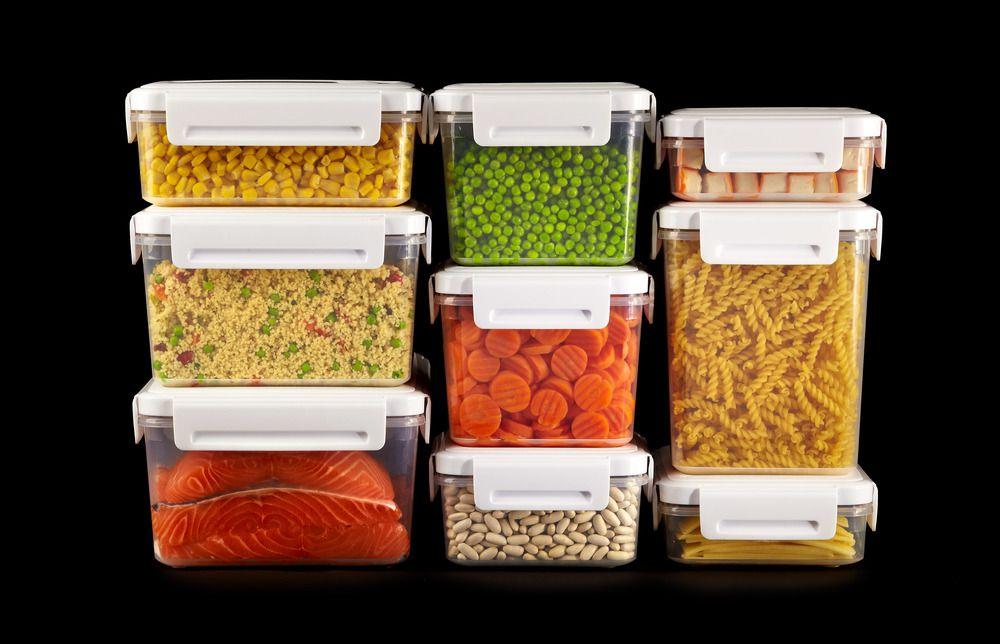 Krabička na potraviny - AROMA FRESH set - 2x1L