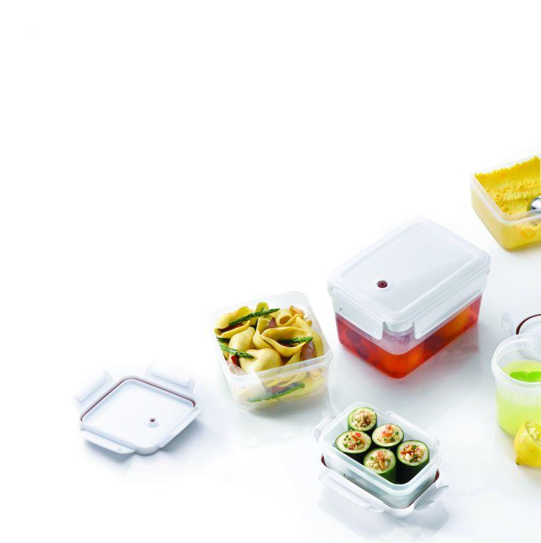 Dóza na potraviny AROMA FRESH set - 2x1,6L