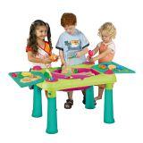 Keter Dětský stoleček pro zábavné tvoření