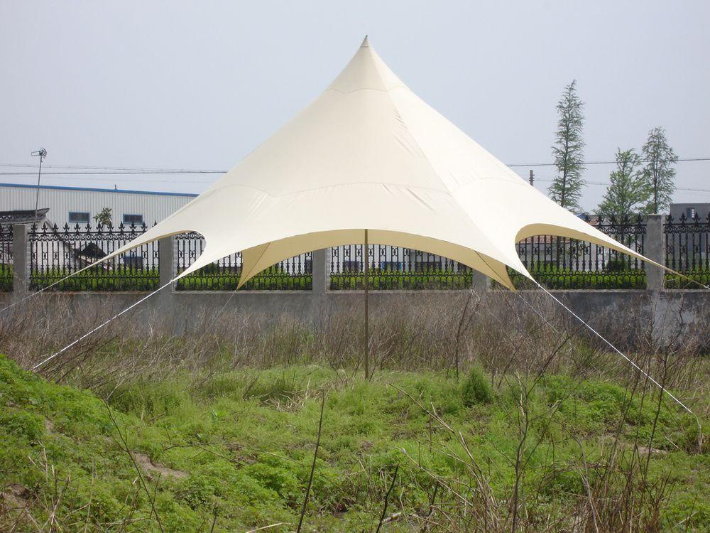 Stínící zahradní přístřešek – 3,5 x 3,5 x 3,6 x 4 m