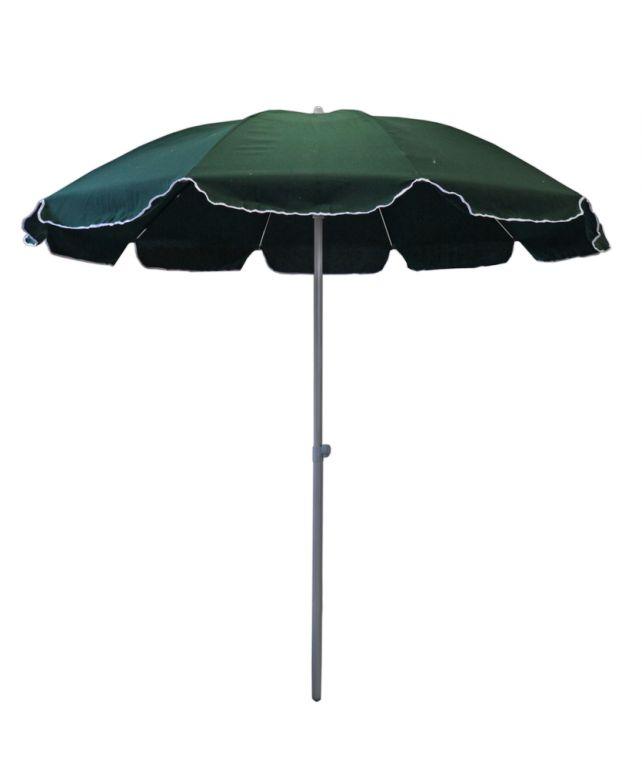 Zahradní slunečník – 3 m zelený