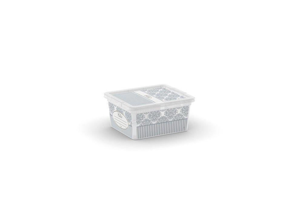 Plastový úložný box KIS C CLASSY – XXS