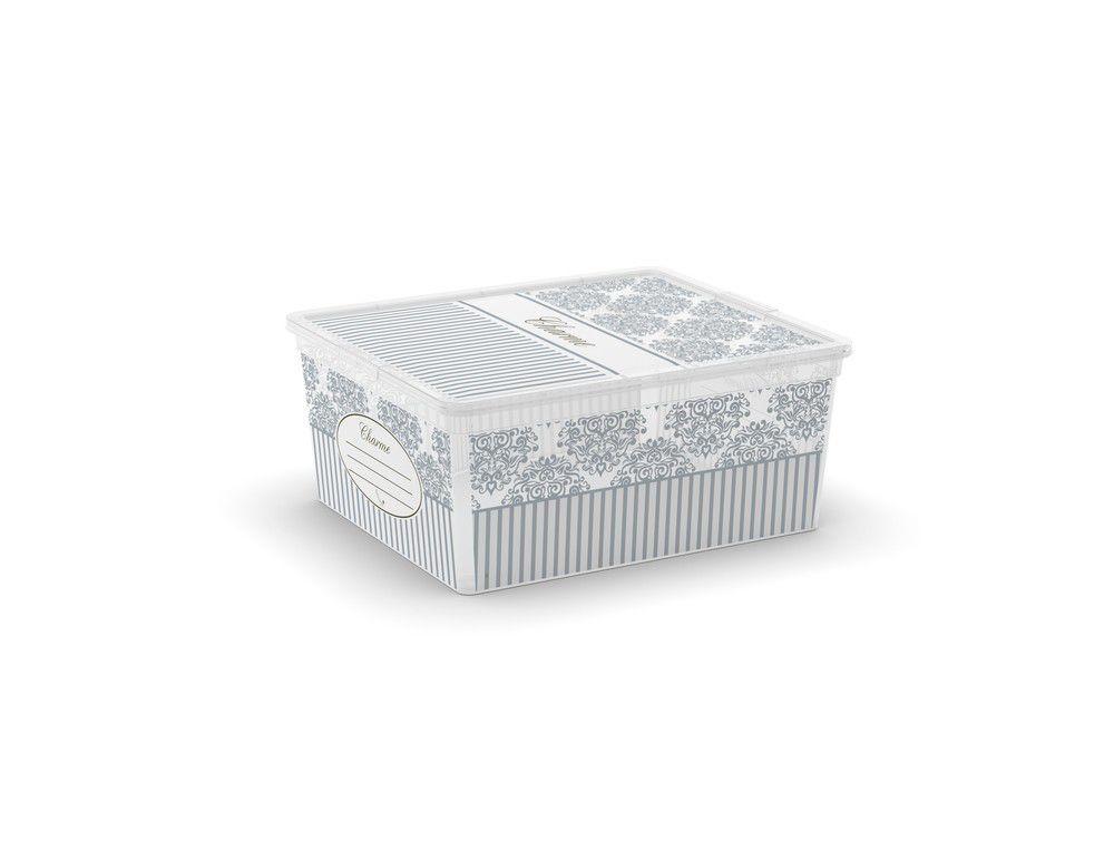 Plastový úložný KIS C box CLASSY - M