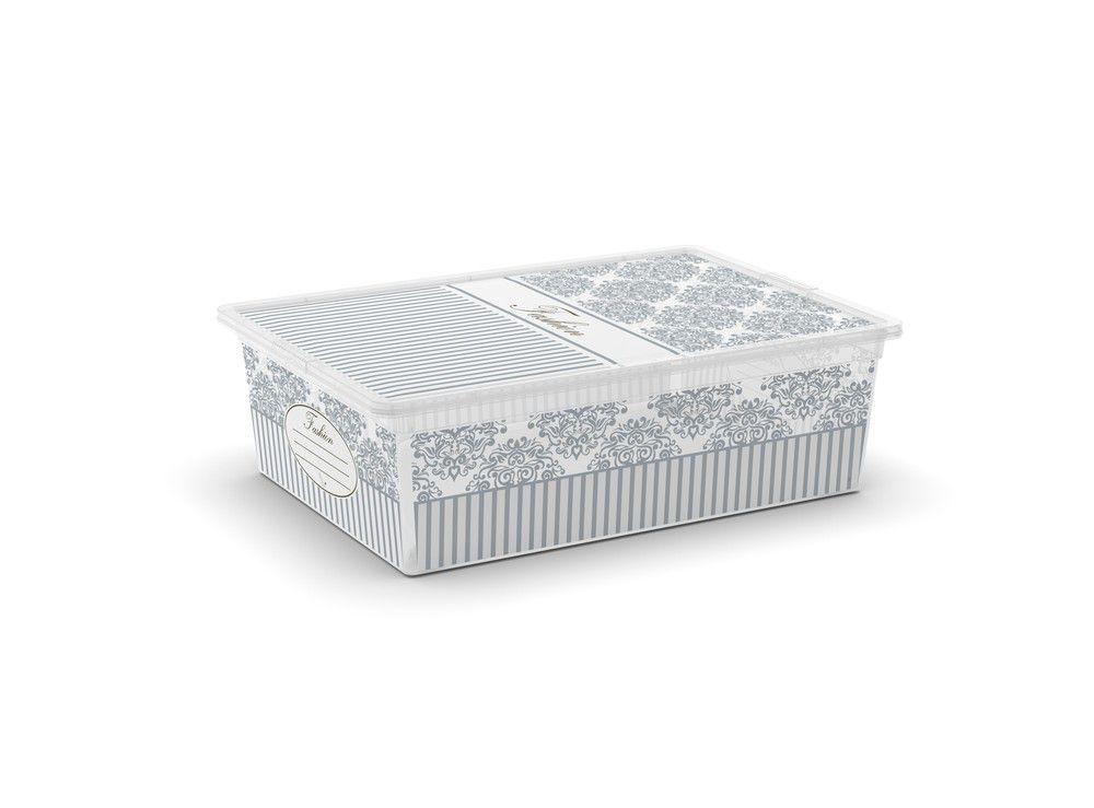 Plastový úložný KIS C box CLASSY – L
