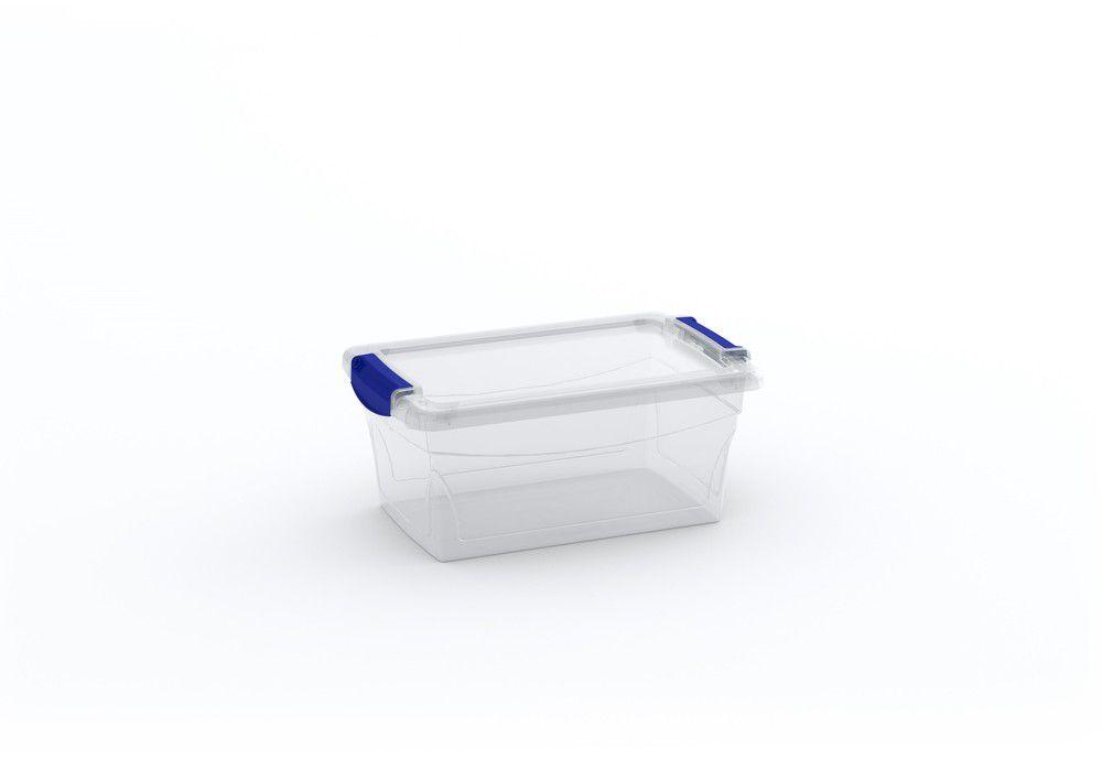 Transparentní úložný box OMNI KIS - XS