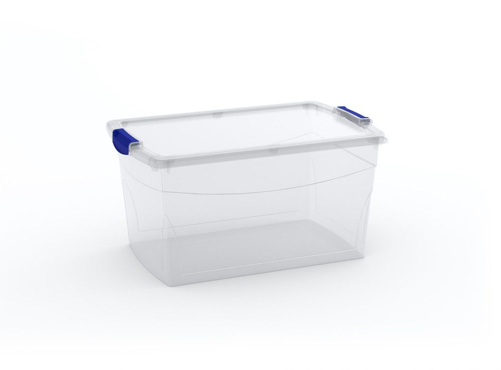 Transparentní úložný box OMNI KIS - L