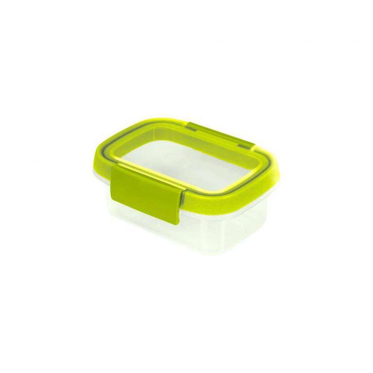 Plastová dóza SMART FRESH 0,2L - zelené víko