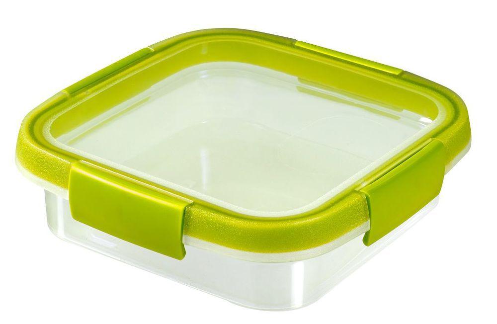 Dóza na potraviny SMART FRESH 0,6L - zelené víko