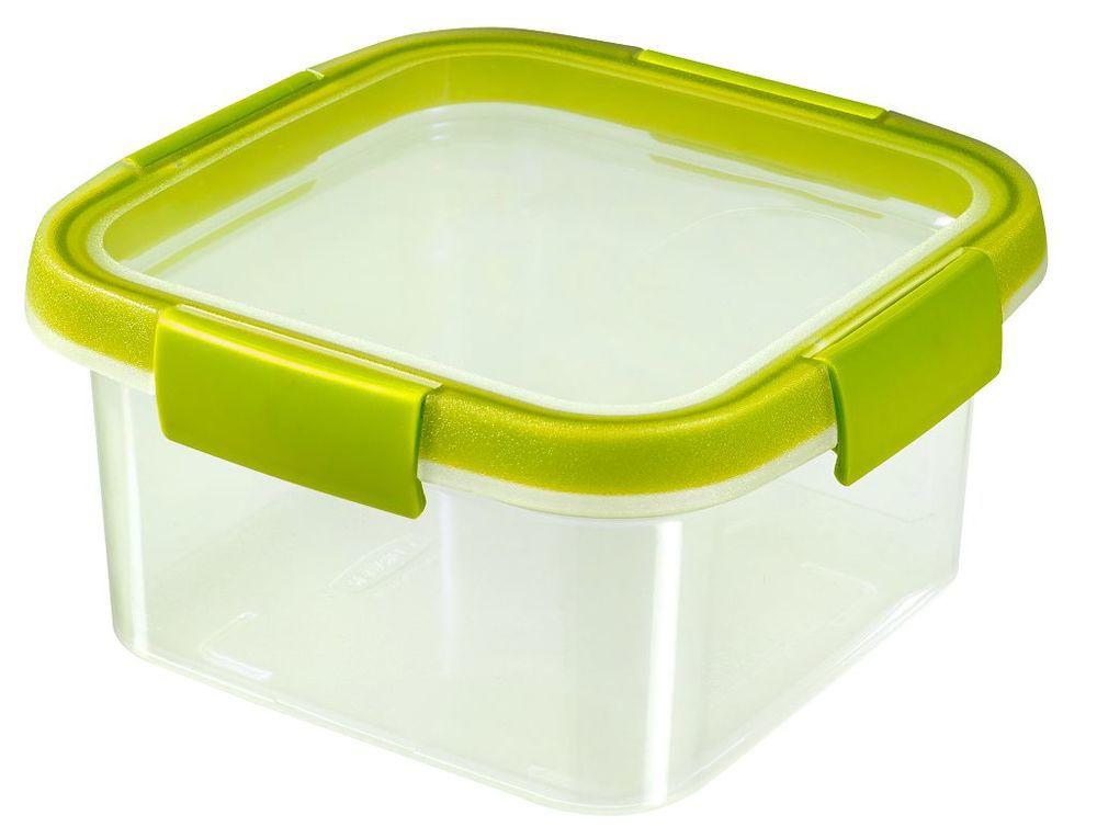 Plastová dóza SMART FRESH 1,1L - zelené víko