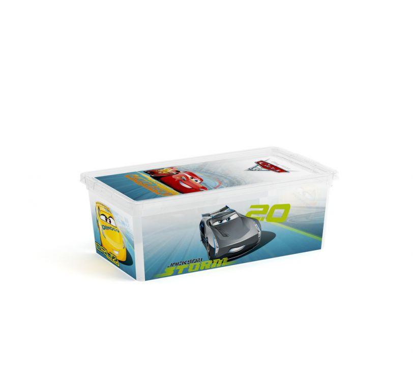 Plastový úložný box KIS C CARS – XS
