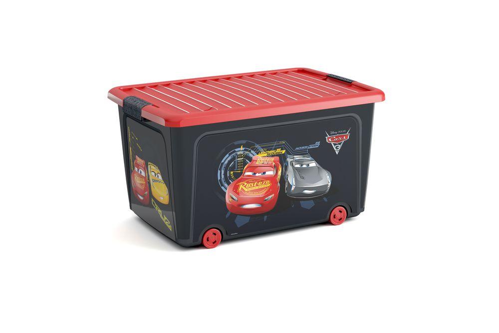 Plastový box KIS L - CARS