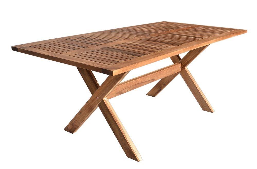 Dřevěný stůl KATRINA – 200 cm