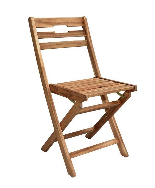 Zahradní židle FELIX 2ks