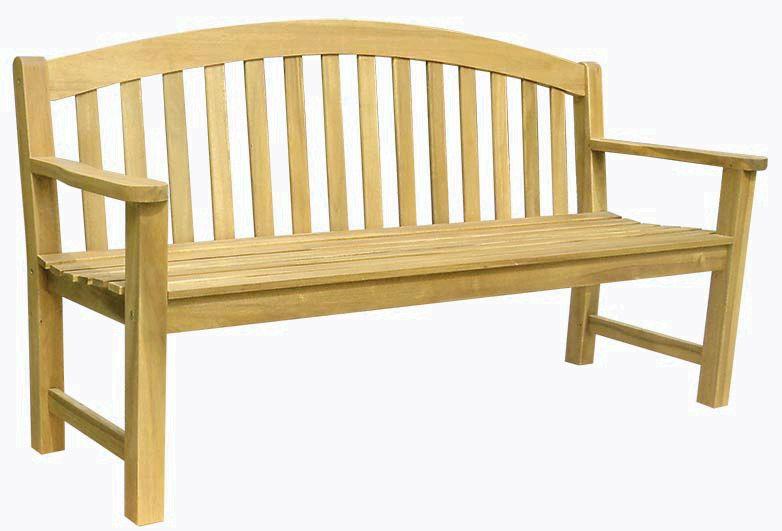 Zahradní dřevěná lavice MAURO