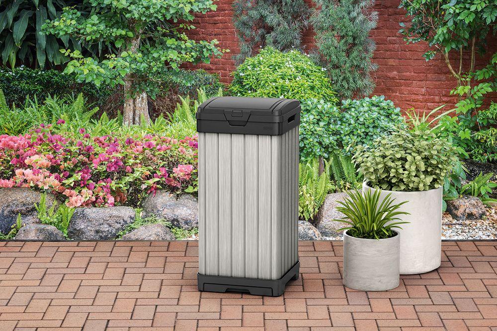 Odpadkový koš ROCKFORD – 125 L