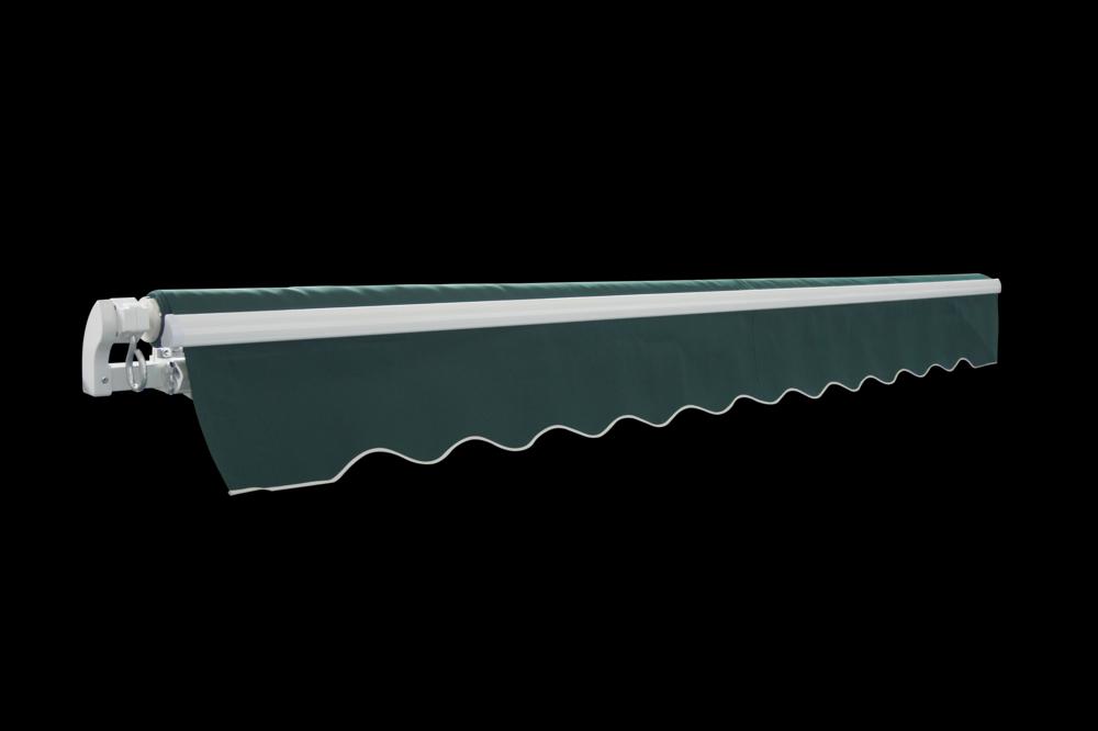 Markýza 2,95x2m ZELENÁ (P4501)