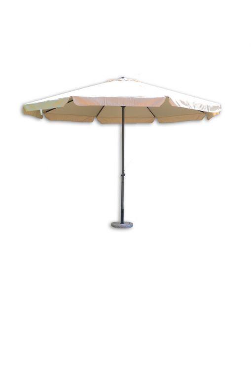 Zahradní slunečník STANDART 3 m - Béžový