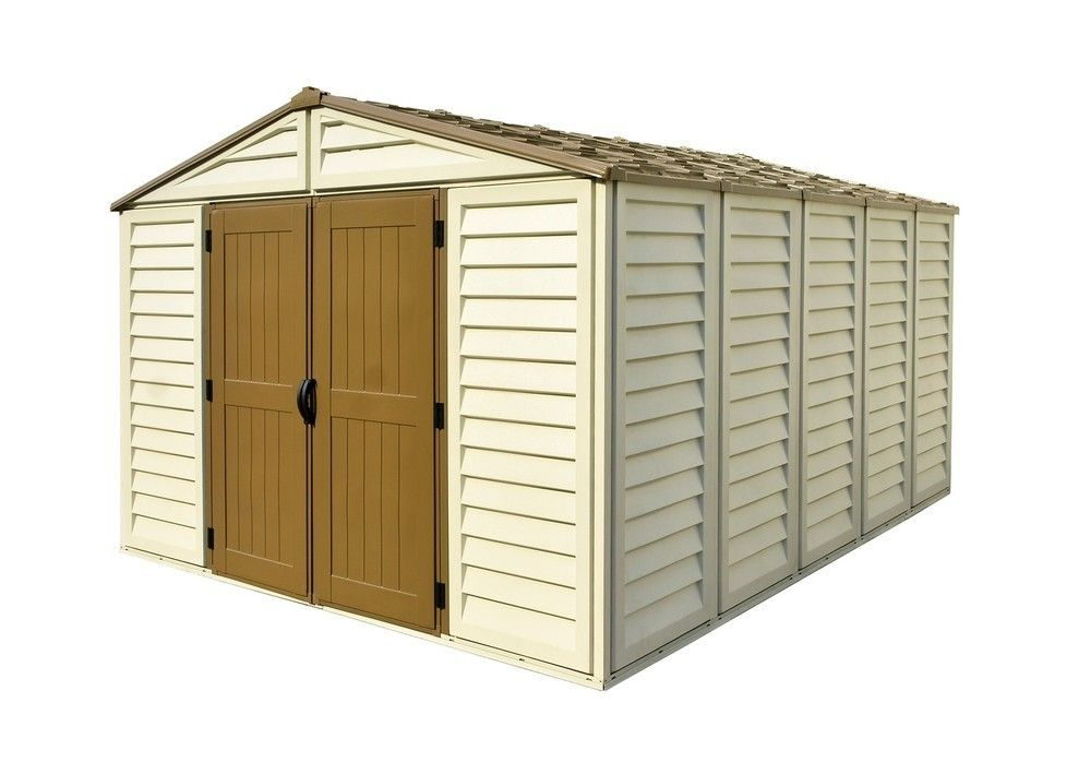 Zahradní domek – DURAMAX WoodBridge Plus