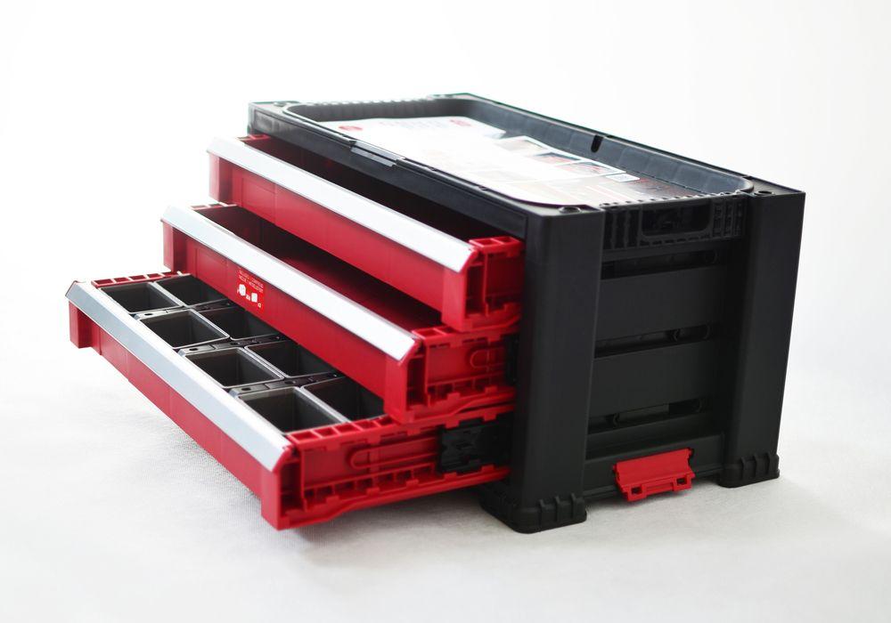 Skříňka na nářadí KETER  – 3 zásuvky