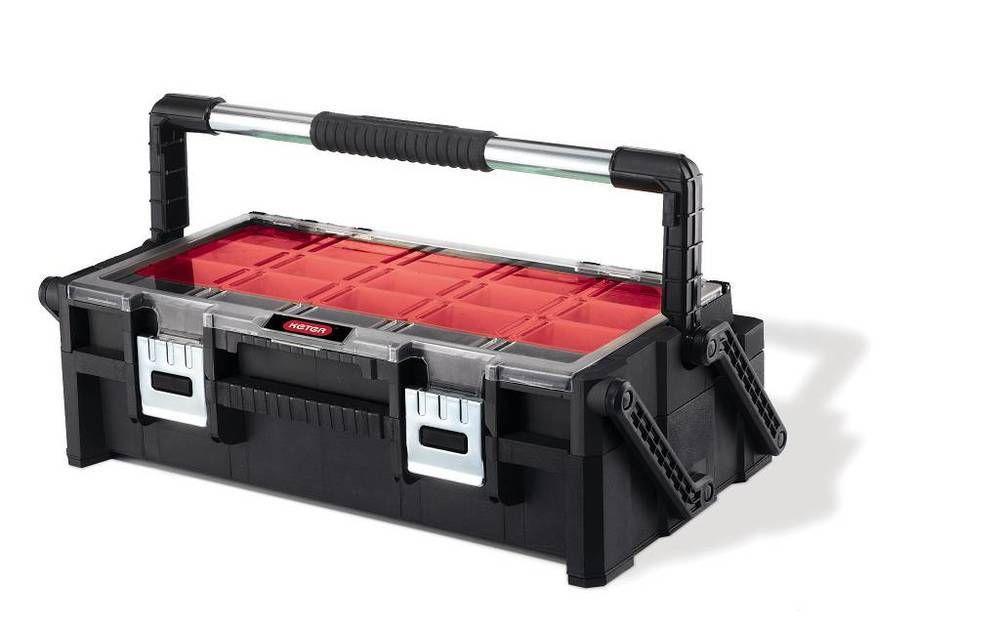Kufřík na nářadí KETER 22'' - černý
