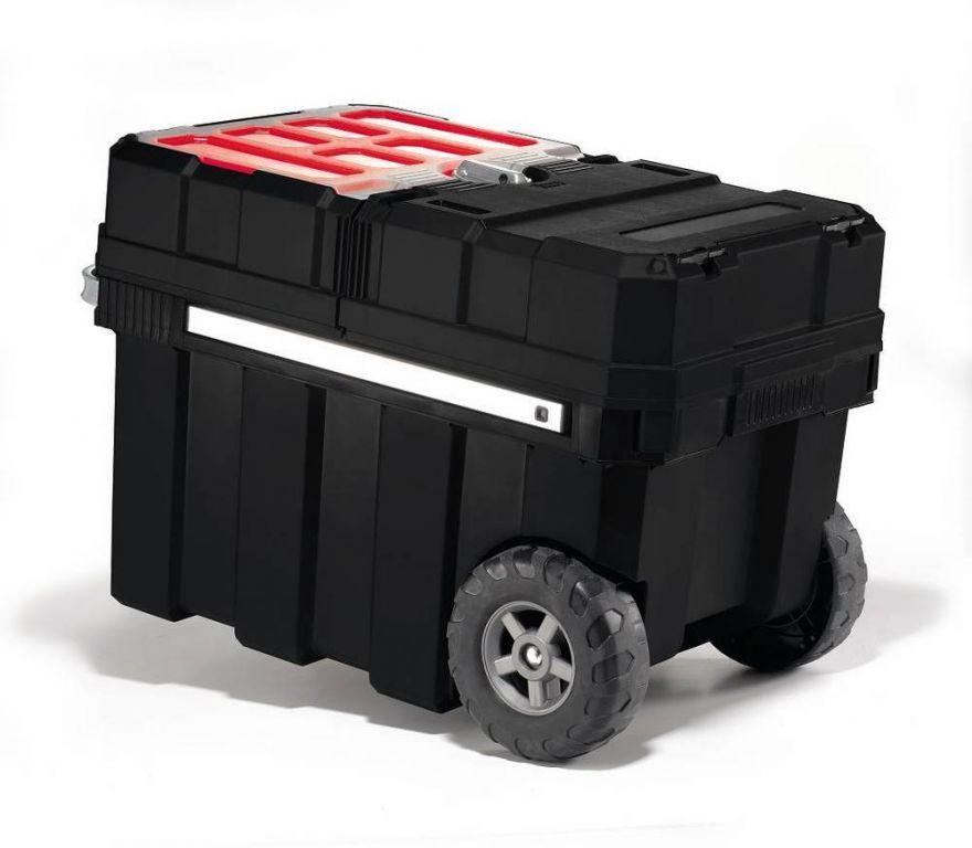 Kufřík na nářadí MASTERLOADER - černý