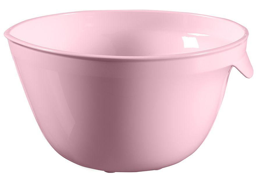 Plastová miska ESSENTIALS 2,5L – růžová