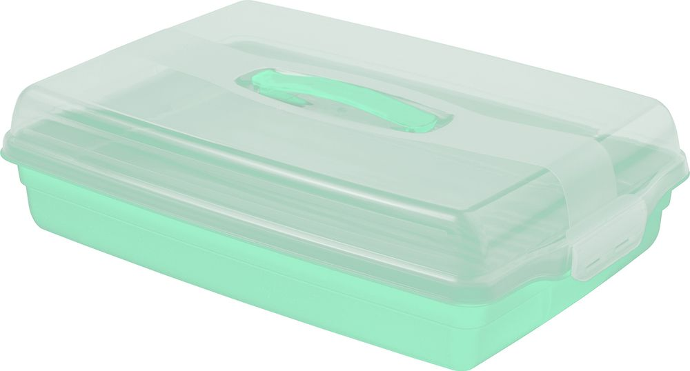 Plastový PARTY BOX – mint