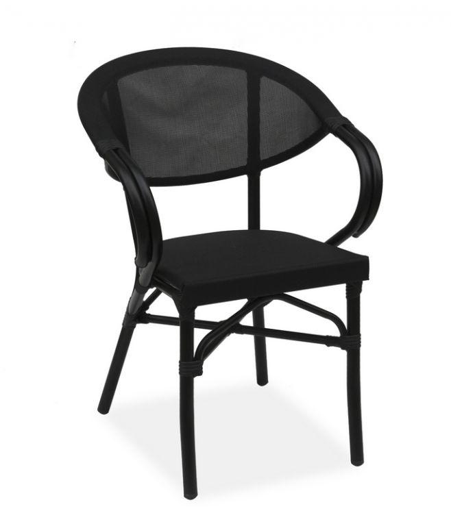 Zahradní židle stohovatelná ISABELLA