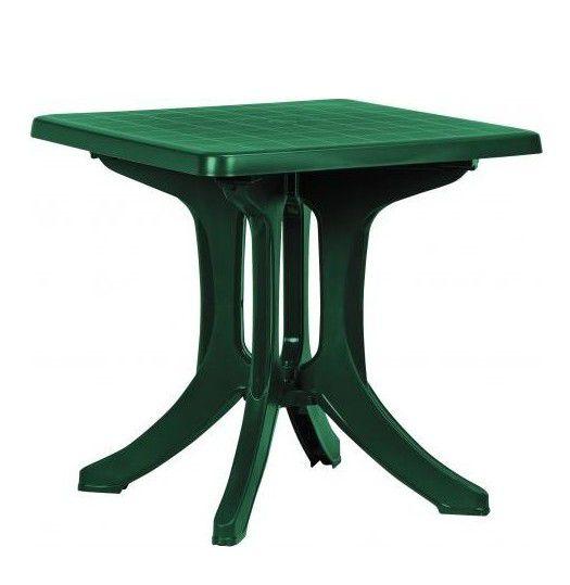 Zahradní stůl NAPOLI zelený