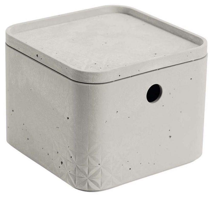 Úložný box CURVER BETON – XS