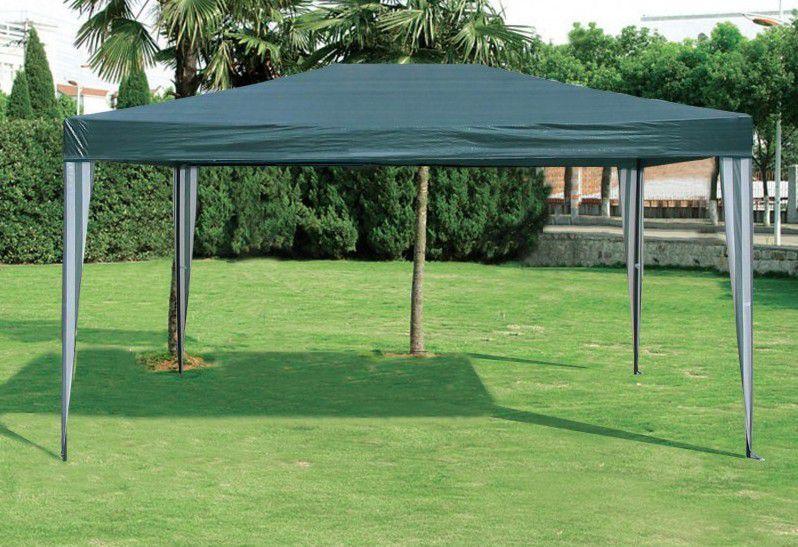 Zahradní stan altán - zelený 3 x 4 m
