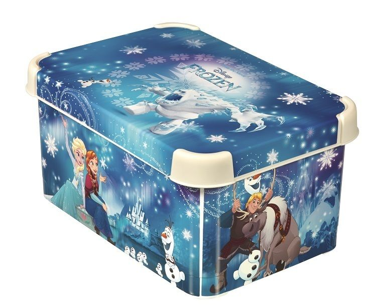 DECOBOX - S - FROZEN