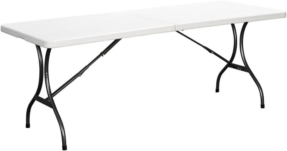 Stůl Catering skládací – 72 x 244 x 76 cm
