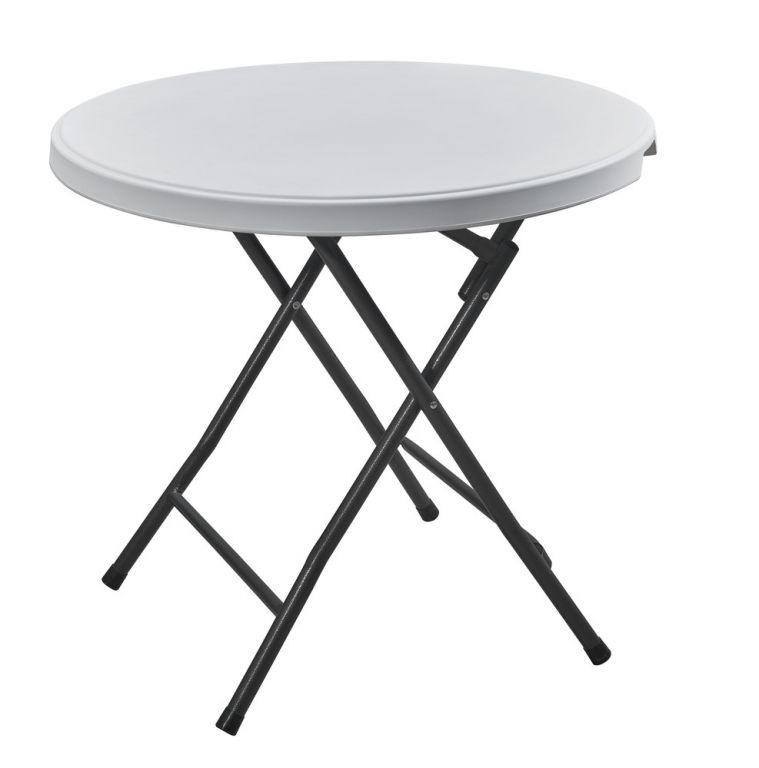 Stůl Catering skládací – 74 x 80 x 80 cm