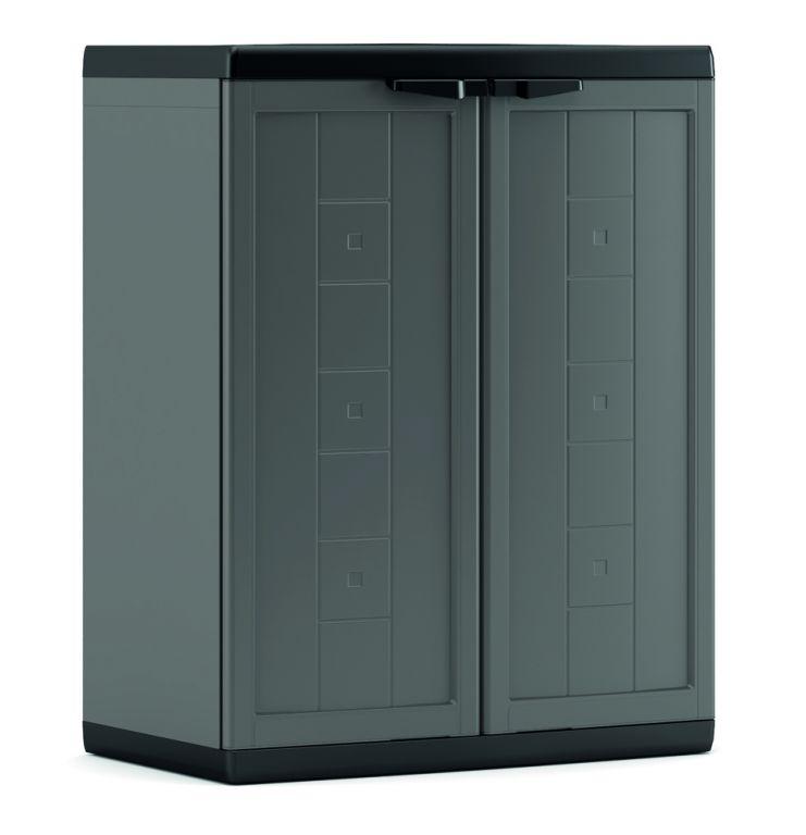 Plastová skříňka JOLLY LOW - 85 x 68 x 39 cm